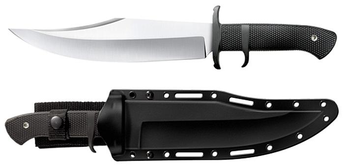 Das Marauder Messer einzeln und in der Secure-Ex Scheide