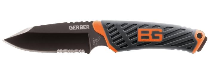 Survivalmesser Gerber Bear Grylls Compact