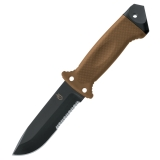 TAKTISCHES MESSER GERBER LMF II INFANTRY COYOTE BROWN