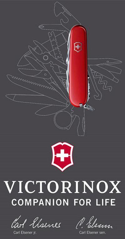 Immer griffbereit: Die Werkzeugkiste im Taschenformat. Das Spitzenmodell unter den Offiziersmessern vereint 33 hochwertige Werkzeuge mit einem preisgekrönten Design. Große Klinge, Mini-Schraubendreher, kleine Klinge, Korkenzieher, Dosenöffner mit kleinem Schraubendreher, Kapselheber mit Schraubendreher, Drahtisolierer, Stech-Bohr-Nähahle, Inox Ring, Pinzette, Zahnstocher, Schere, Mehrzweckhaken.